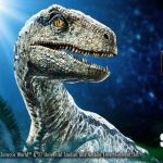 Hands-on Science & Baby Stegosaurus with Jurassic World