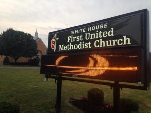 White House First United Methodist Church