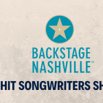 Backstage Nashville VIP Daytime Hit Songwriters Show
