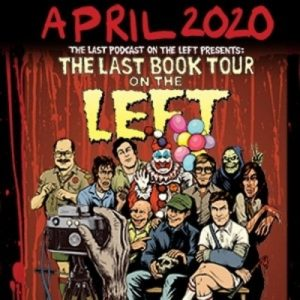(RESCHEDULED) Nashville Comedy Fest   The Last Podcast On The Left