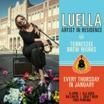 Luella—January Artist in Residence