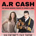 A.R CASH: Johnny & June Valentine's Day Tribute