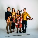 Holiday Music in the Grand Lobby: The Atwood Quartet