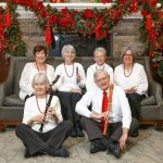 Holiday Music in the Grand Lobby: The Providence Pipes