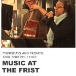 Music at the Frist: Contrarian Ensemble