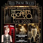 Red Phone Booth Nashville - The Roaring 20's New Year's Eve Party