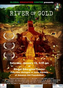 Screening of River of Gold