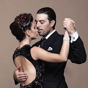 Argentine Tango Lessons w/ Florencia and Marcos