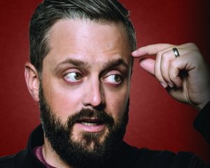 (RESCHEDULED) Nashville Comedy Fest | Nate Bargatze