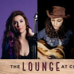 Guitar Night in the Lounge featuring Sarah Clanton, Izzy Jeffery, and The Rivalry (Haley & Molly Powers)