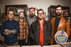 The Steel Wheels presented by WMOT/Roots Radio