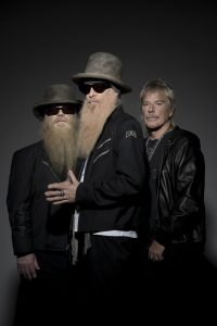 (CANCELLED) ZZ TOP