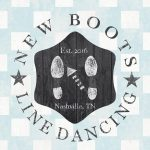 New Boots Line Dancing