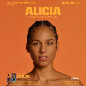 (POSTPONED) Alicia Keys: ALICIA The World Tour