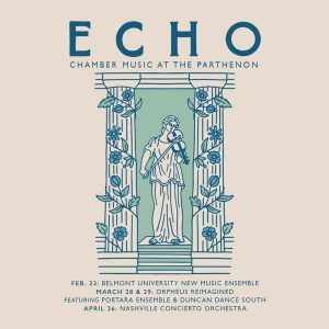 (POSTPONED) Echo Chamber Music