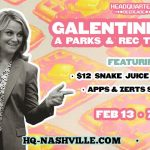 Galentine's Day: A Parks & Rec Trivia Night