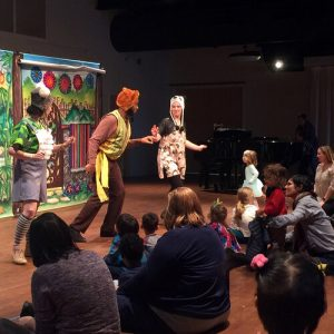 Sensory-Friendly Performance: Little Red's Most Unusual Day