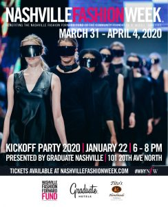 Nashville Fashion Week Kickoff Party