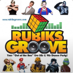 Rubiks Groove Valentine's Day Event