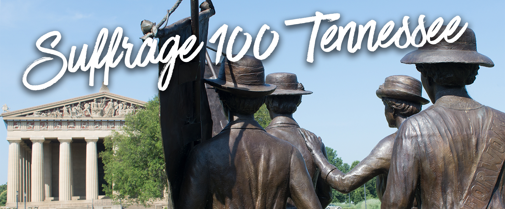 Suffrage 100 Tennessee