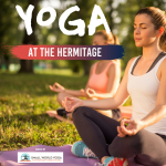 CANCELLED Yoga at The Hermitage