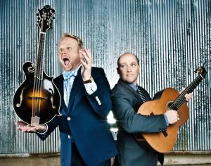 (POSTPONED) Bluegrass Nights At The Ryman: Dailey & Vincent