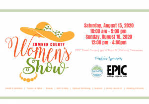 (CANCELLED) Sumner County Women's Show