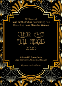 Hope for the Future Gala