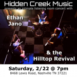 Ethan Jano & The Hilltop Revival