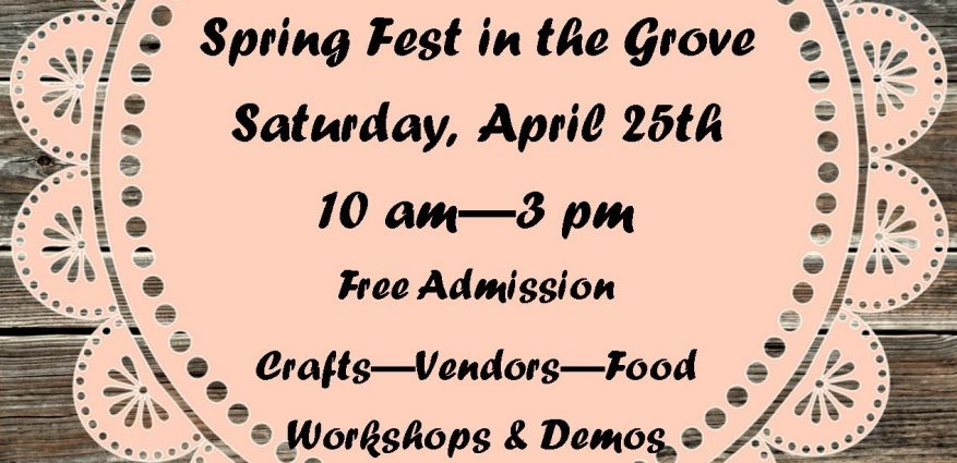 Spring Fest in the Grove