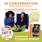 In Conversation: Alice Randall & Caroline Randall Williams: Authors of Soul Food Love