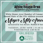 June Luncheon | State of the City Address