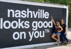 (On Pause) Sweet Start: Nashville Mural & Mimo...