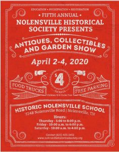 (CANCELLED) Antiques, Collectibles and Garden Show...