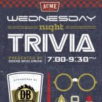 Live Music and Trivia