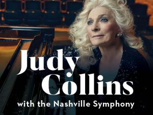 (RESCHEDULED) Judy Collins w/Nashville Symphony