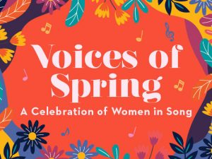 (POSTPONED) Voices of Spring