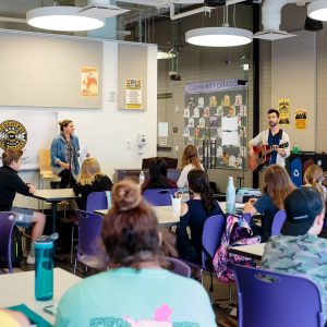 (CANCELLED) Country Music Hall of Fame presents Songwriting 101: Call-and-Response