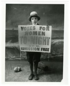 Woman's Suffrage: Digital Self-Guided Walking Tour