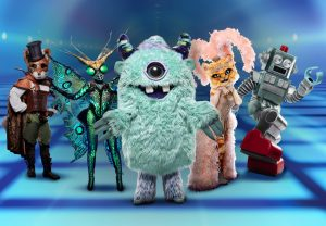 (CANCELLED) The Masked Singer National Tour