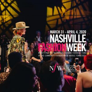 (CANCELLED) Nashville Fashion Week Closing Night Party