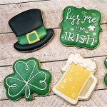 St. Patty's Cookie Decorating
