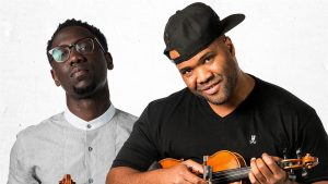 (RESCHEDULED) Great Performances: Black Violin