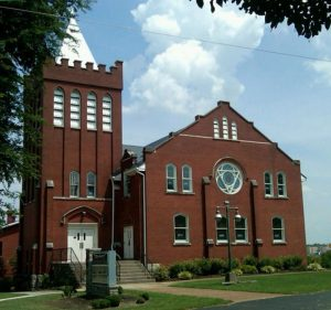 Connell Memorial United Methodist Church