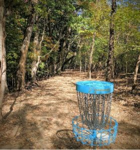 Cane Ridge Disc Golf Course