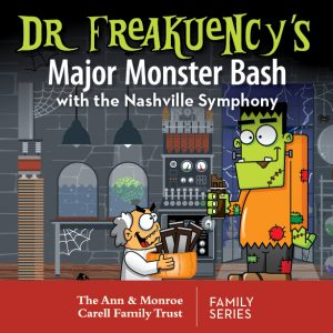 (POSTPONED) Dr. FREAKuency's Major Monster Bash