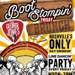 Boot Stompin' Friday Brunch