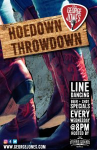 Hoedown Throwdown Wednesday