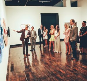 (CANCELLED) Exhibition Tour with ASL Interpreter