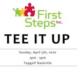 (CANCELLED) Tee It Up for First Steps